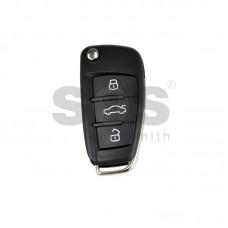 Универсално дистанционно с ключ за автомобил B02