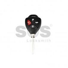 Универсално дистанционно с ключ за автомобил B05-4