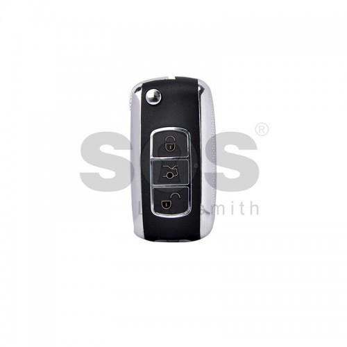 Универсално дистанционно с ключ за автомобил B07