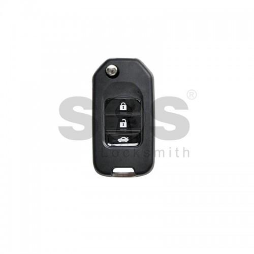 Универсално дистанционно с ключ за автомобил B10-3