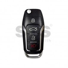 Универсално дистанционно с ключ за автомобил B12-4