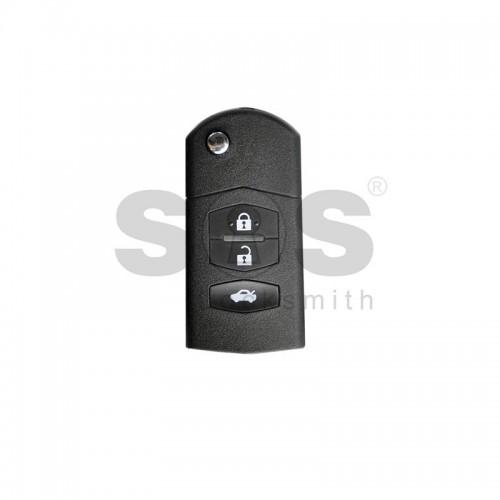 Универсално дистанционно с ключ за автомобил B14-3