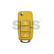Универсално дистанционно с ключ за автомобил B01 Luxury