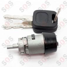 Контактен ключ за Audi с ключове