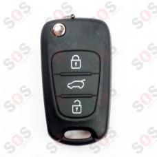 Оригинален ключ за Hyundai 433-EU-TP