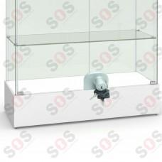 Ojmar S601 - Брава за стъклена витрина