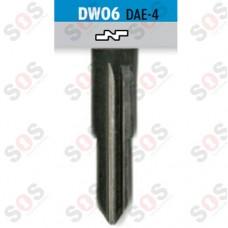 DW06 Накрайник - Блейд за Daewoo