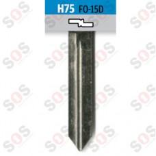 H75 Накрайник - Блейд за Ford