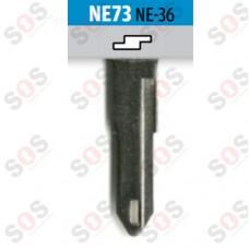 NE73 Накрайник - Блейд за PSA