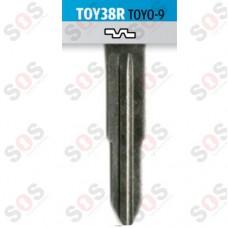 TOY38R Накрайник - Блейд за Toyota