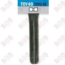 TOY40 Накрайник - Блейд за Toyota