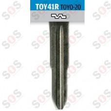 TOY41R Накрайник - Блейд за Toyota