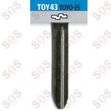 TOY43 Накрайник - Блейд за Toyota