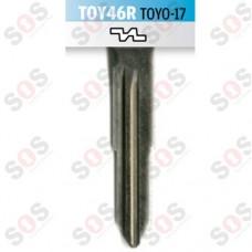 TOY46r Накрайник - Блейд за Toyota