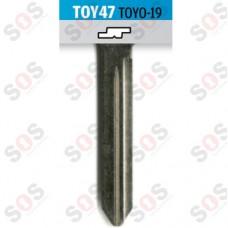 TOY47 Накрайник - Блейд за Toyota