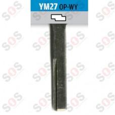 YM27 Накрайник - Блейд за Opel