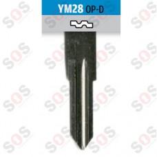 YM28 Накрайник - Блейд за Opel