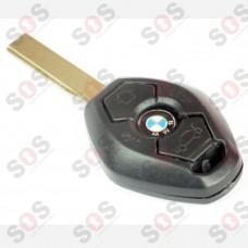 Оригинален ключ за BMW E46, X3, X5
