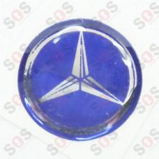 Емблема за ключ на Mercedes