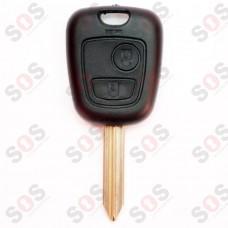 Оригинален ключ за Citroen