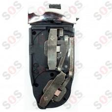 Държач на батерия за Mercedes - рибка хром