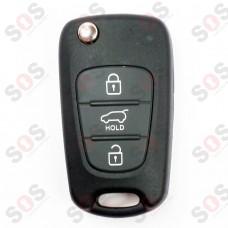 Оригинален ключ за Hyundai 1J000-433-EU/GEN-TP