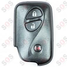Оригинален ключ за Lexus DA101418 B47EA