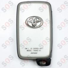 Оригинален ключ за Toyota 14AAS-01