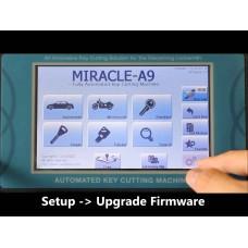 Ключарска машина Miracle A9