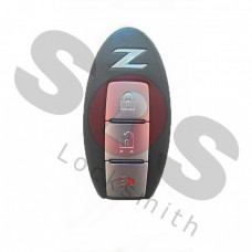 Оригинален ключ за Nissan Z