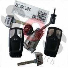 NEW Audi Q7 Keyless Set
