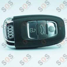 Оригинален ключ за Audi - keyless go - 868