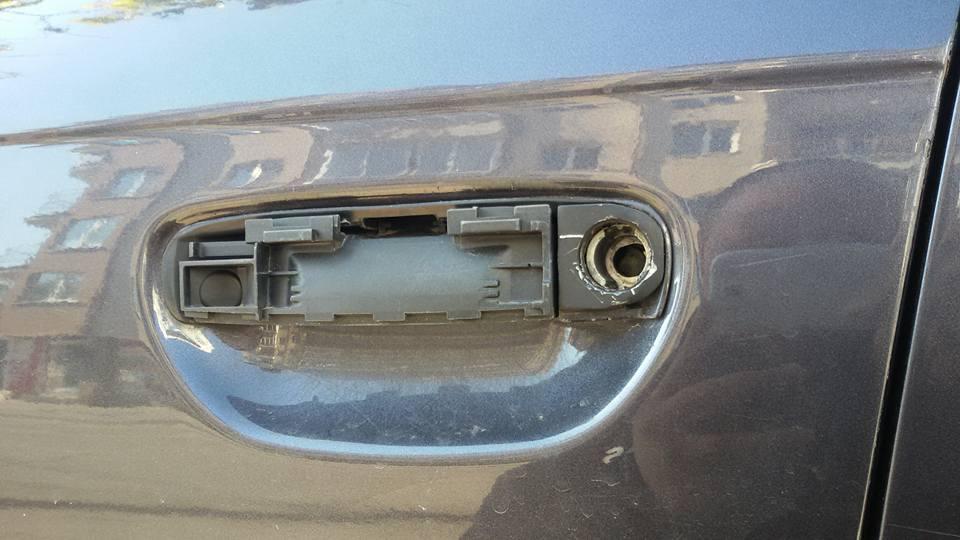 Нова ключалка и пренареждане на ключа за AUDI A6 2006 година