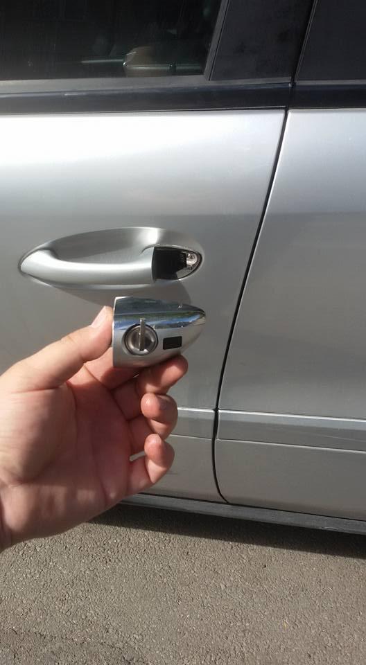 Поправка на ключалка на ML 280 2007 година
