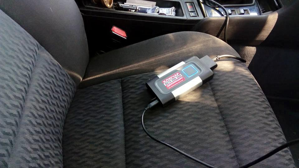 Автодиагностика на всички автомобили, изчистване на грешни кодове. Обучение на ключове